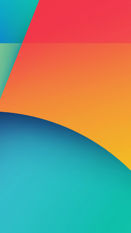 Nexus 5 Android 4 4 Kitkat Orange Blue Android Wallpaper Best Andro Wallpapers
