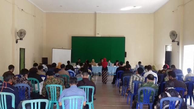 Musyawarah Desa Majapura Mantapkan Validasi Data JPS Provinsi