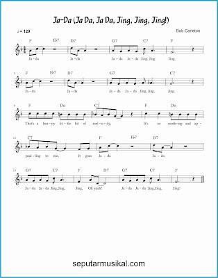 jada jada lagu jazz standar