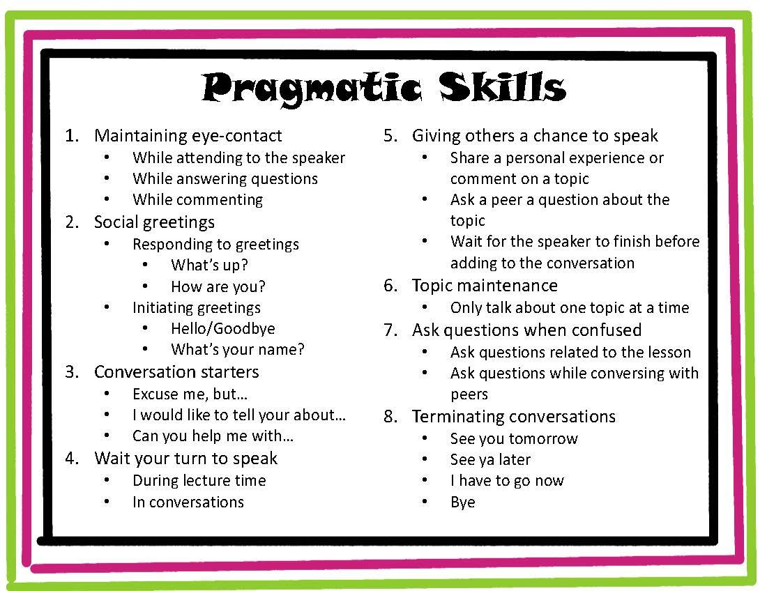 Pragmattic