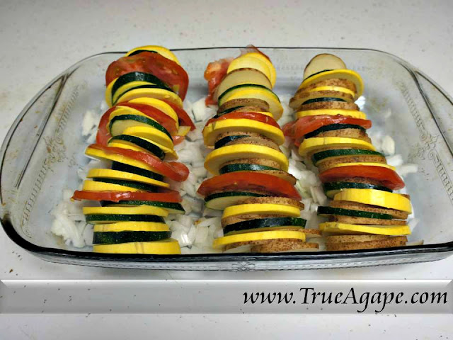 Newlywed recipe from True Agape; photo used with permission.