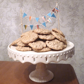 Cake Bunting for Cookies