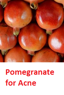 Health Benefits of Pomegranate Fruit (anar fruit) juice - Pomegranate for Acne