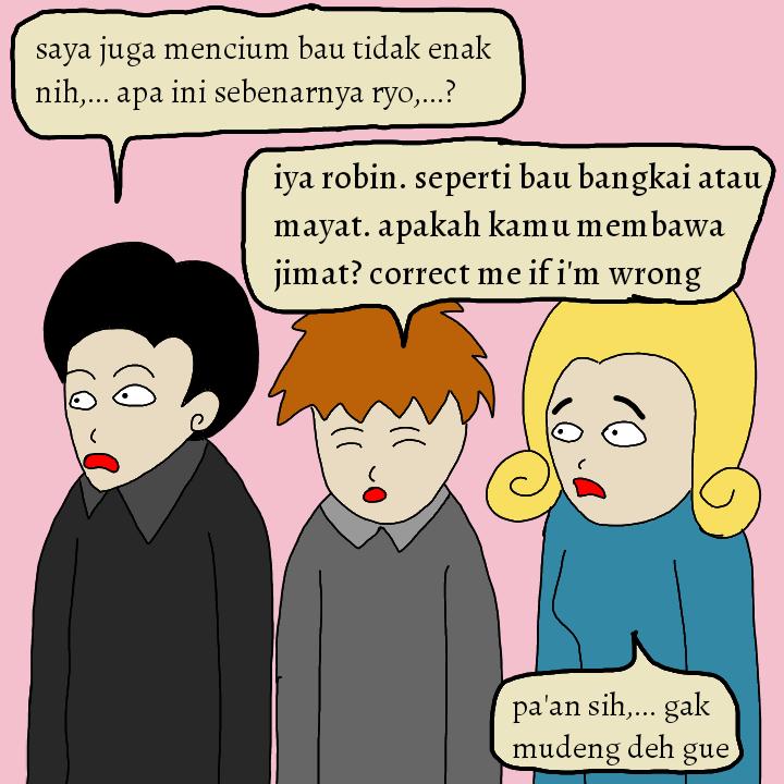 Baca komik PALA - Sebuah Kisah