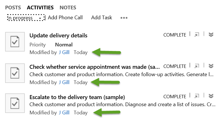The  Implications of Cascading Ownership Joe Gill Dynamics 365 Consultant