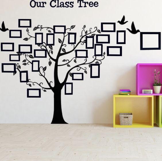Inilah Dekorasi Hiasan Dinding Ruang Kelas Yang Sangat