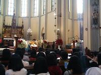 Atas Nama Toleransi, Gereja Katedral Mundurkan Jadwal Misa 3 Jam