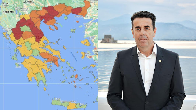 Δήμαρχος Ναυπλιέων: Τώρα περισσότερο από πριν πρέπει να συγκεντρωθούμε στην πιστή τήρηση των κανόνων