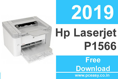 HP LaserJet P1566 Software and Driver Downloads for Windows 10
