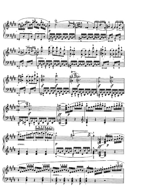 Moonlight Sonata Partitura
