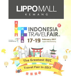 Jadwal Indonesia Travel Fair 2017