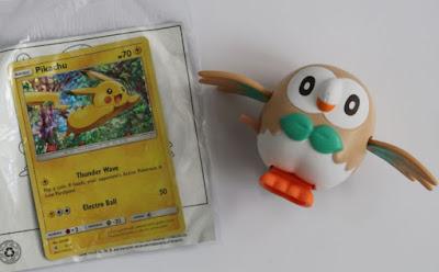 Игрушки для мальчиков Happy Meal Pokemon