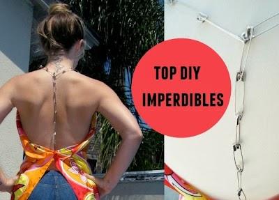 Como hacer un Top con un Pañuelo y con Imperdibles