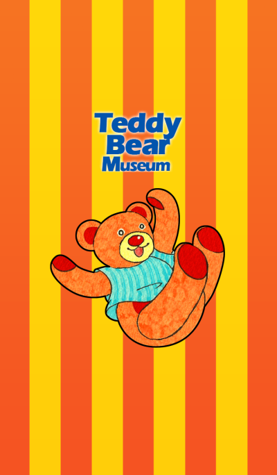 Teddy Bear Museum 101 - Cheerful Bear