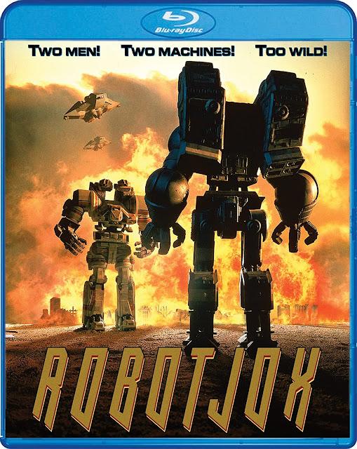 Robot Jox [BD25] *Con Audio Latino