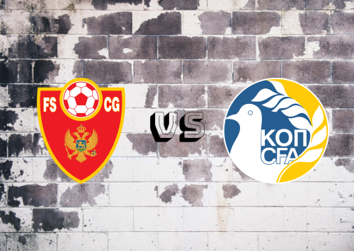 Montenegro vs Chipre  Resumen