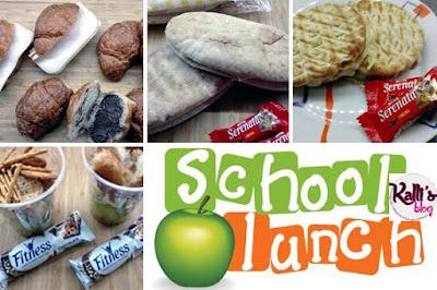 Σχολικό κολατσιό 2 με 6 Οκτώβρη