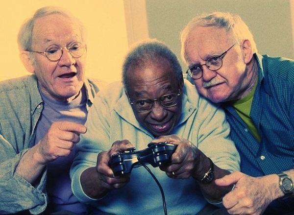 دراسة حديثة تؤكد أنه لا يوجد سن محدد من أجل اللعب في ألعاب الفيديو ، إليكم التفاصيل..
