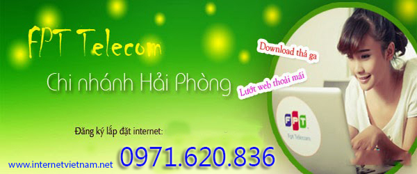 Lắp Mạng Internet FPT Phường Tràng Cát