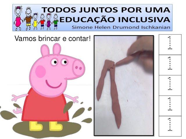 NUMERAL E QUANTIDADE EDUCAÇÃO INFANTIL