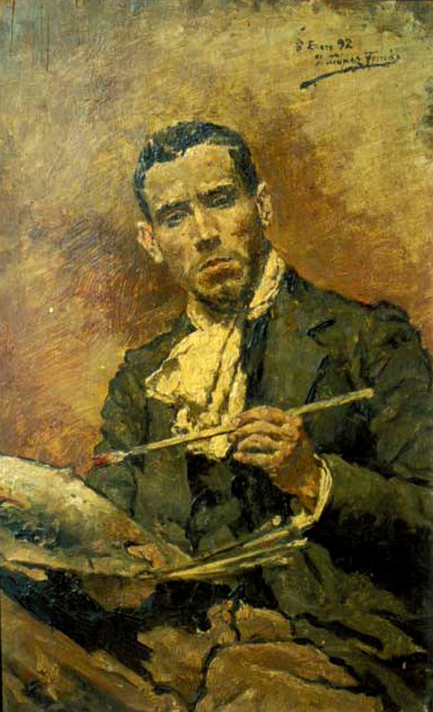 José López Tomás, Galería de autorretratos, Pintor español, Pintura española,  Pintores Realistas Españoles,  Galería de retratos Figurativos, Revello de Toro