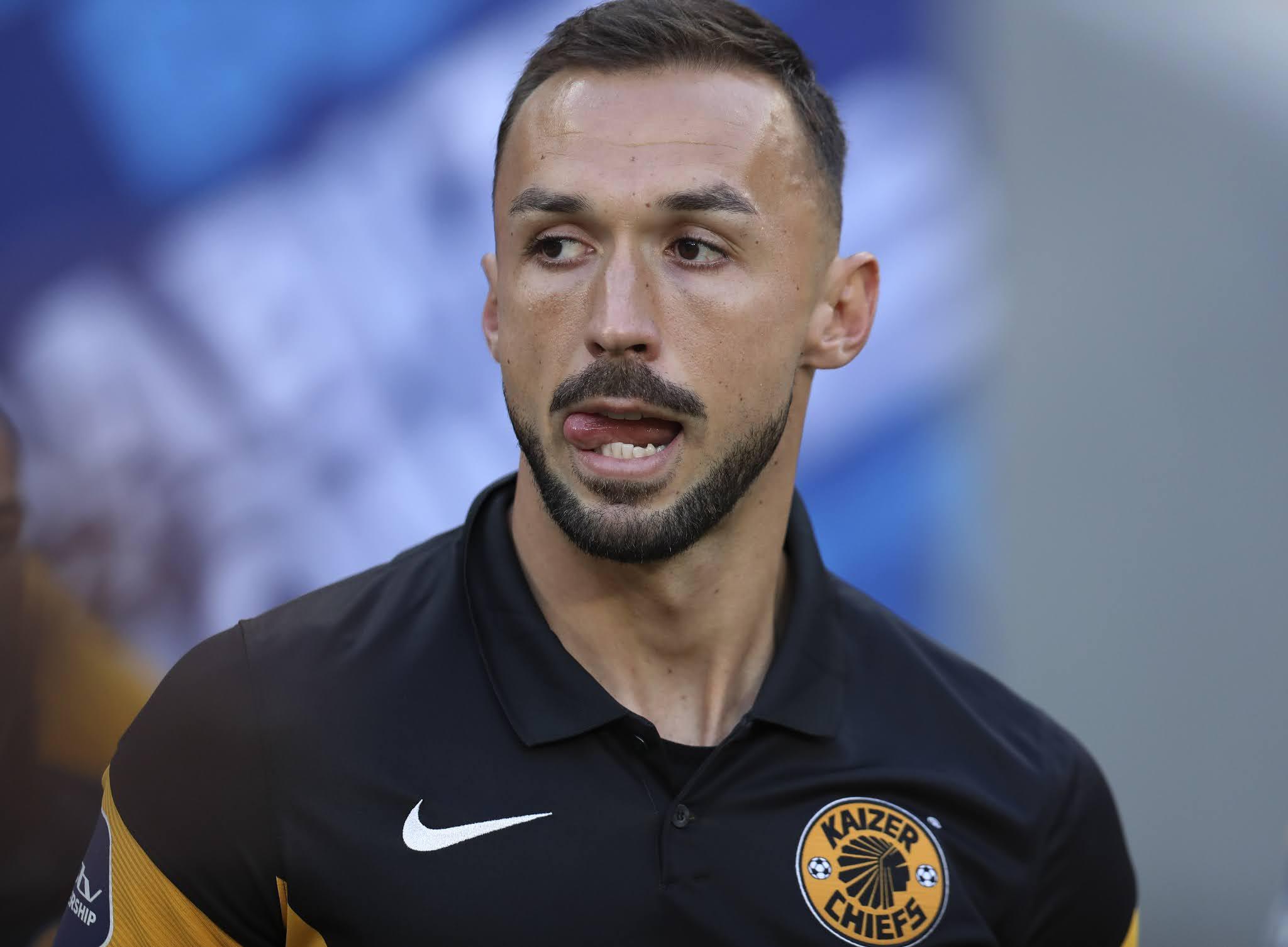 Amakhosi spearhead Samir Nurkovic