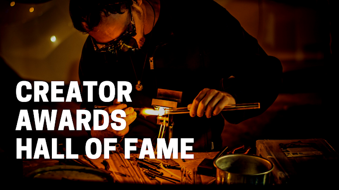 "Creator Awards ""Hall of Fame"""
