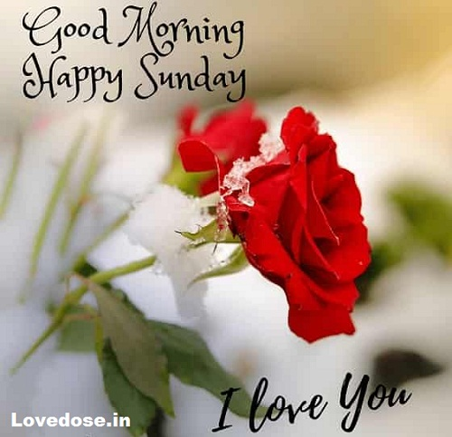 sunday morning wishes for her