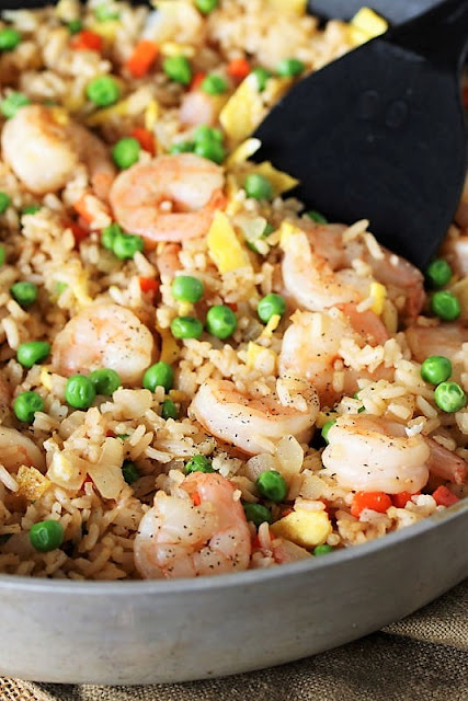 Skillet Shrimp Fried Rice Image