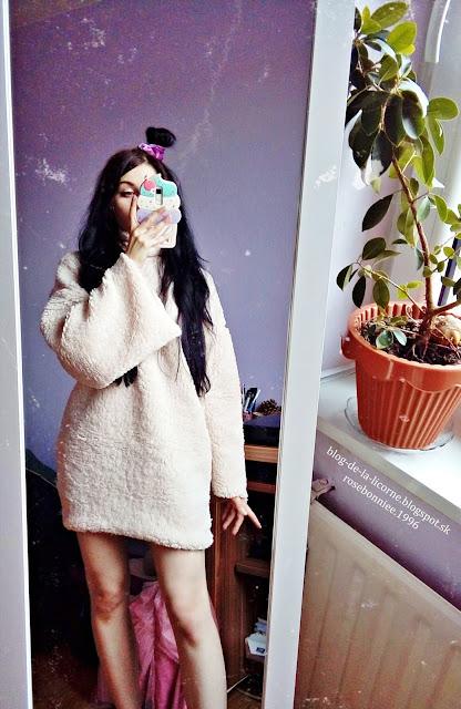 Cream Sherpa Oversized Jumper - Keilani Blog de la Licorne