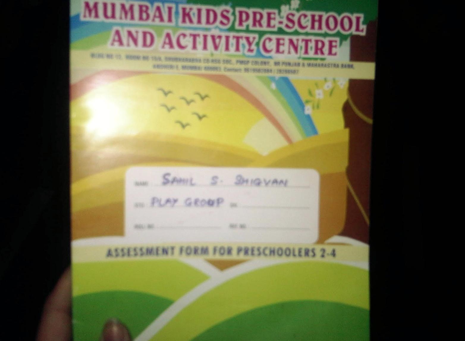 Best Preschool Curriculum K G Syllabus