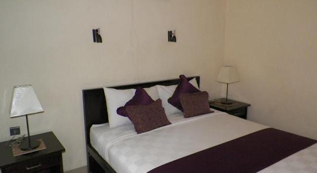Room Type Singgle@ Sunrise resort batu karas