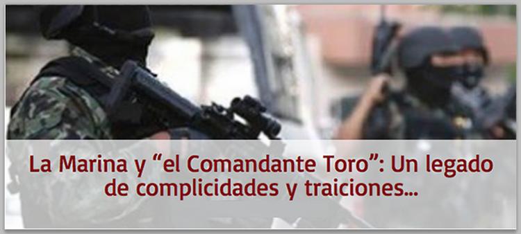 """ACUSAN """"COMPLICIDAD"""" de la MARINA y el """"TORO"""",CAPO del CARTEL del GOLFO en REYNOSA"""
