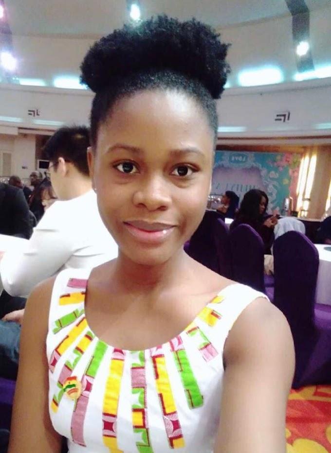 26-year old Ghanaian researcher, Georgina Esi Takyi-Annan named among 2019 awardees for Green Talents Awards in Germany