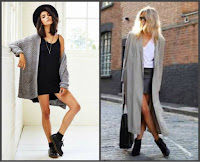 Every fashionista should have a cardigan