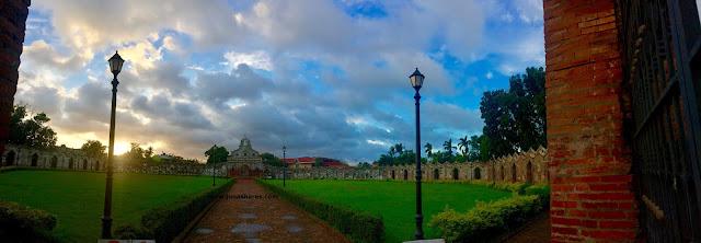 Nagcarlan, Laguna Underground Cemetery