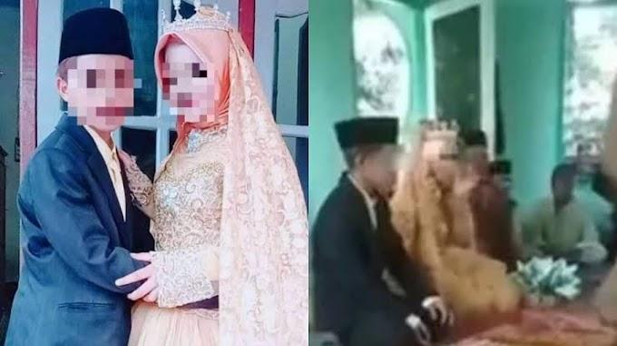 Tak Sekolah Gara-gara Corona, Dua Pelajar di Aceh Ini Malah Nikah Dini