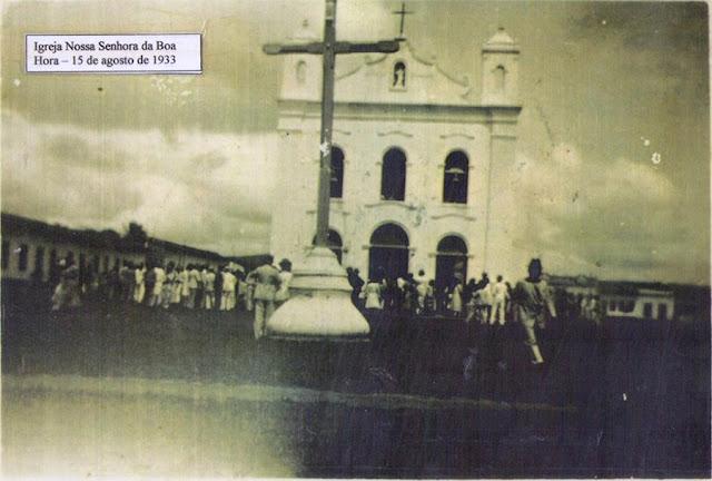 Festa de Nossa Senhora da Boa Hora – 1933