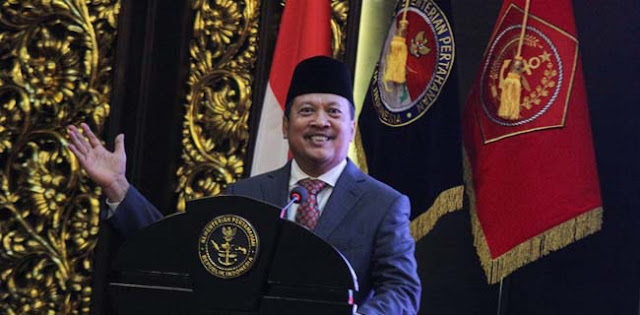 Trenggono Jadi Wamen, Prabowo Tidak Hadiri Penyambutan