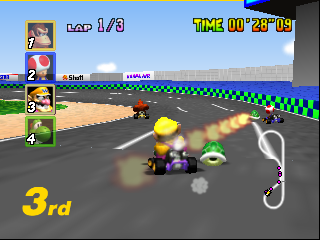 Free Download Mario Kart Games N64 For PC Full Version - ZGASPC
