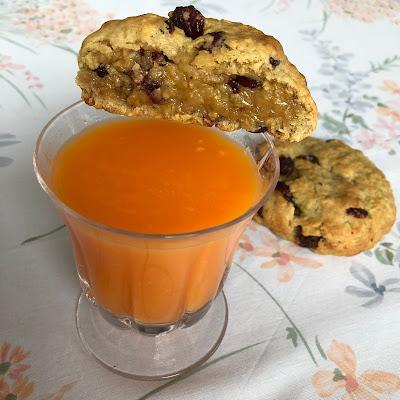 Cookies Levain Bakery aux flocons d'avoine et aux cranberries