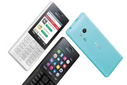 Nokia 216 Dual SIM Dijual dengan Harga Rp 450 Ribu