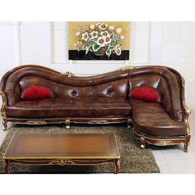 sofa minimalis jati terbaru
