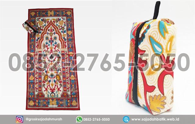 sajadah lipat praktis, sajadah murah untuk souvenir, 0852-2765-5050