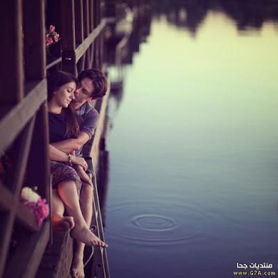6e748eaf29947 اجمل صور حب ورومانسية للعشاق والمرتبطين بدون كلام مكتوب عليها