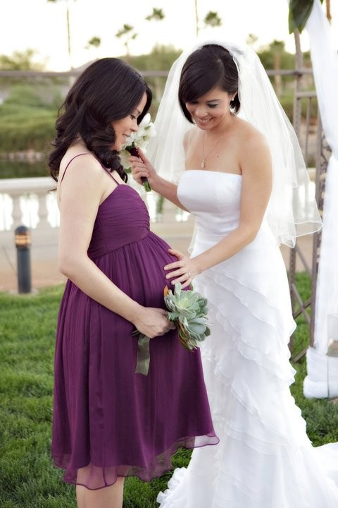 WhiteAzalea Maternity Dresses: Maternity Bridesmaid ...