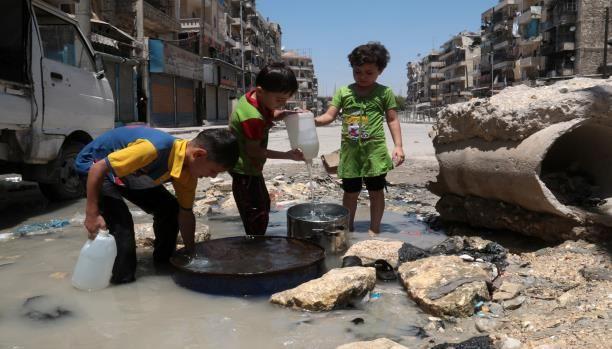 انتشار مرض الكوليرا فى اليمن