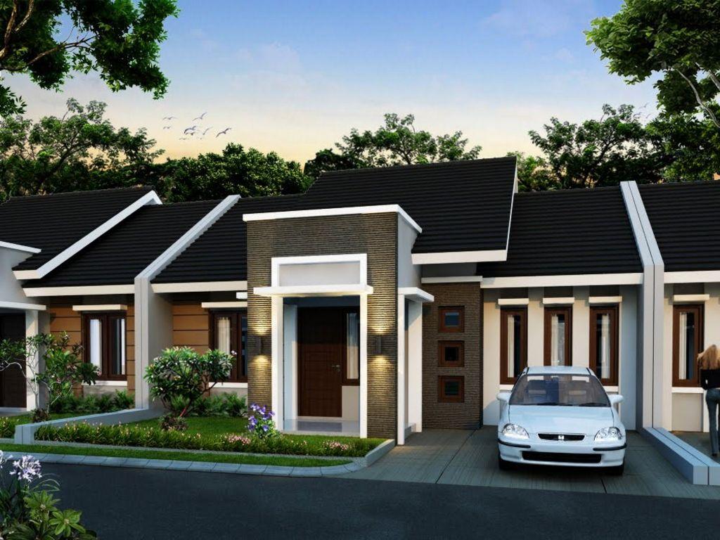 Kreasi Rumah Minimalis 1 Lantai Modern Yang Bagus