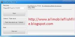 EasyFlasher Phone Flashing Software {Flash Tool} Free Download
