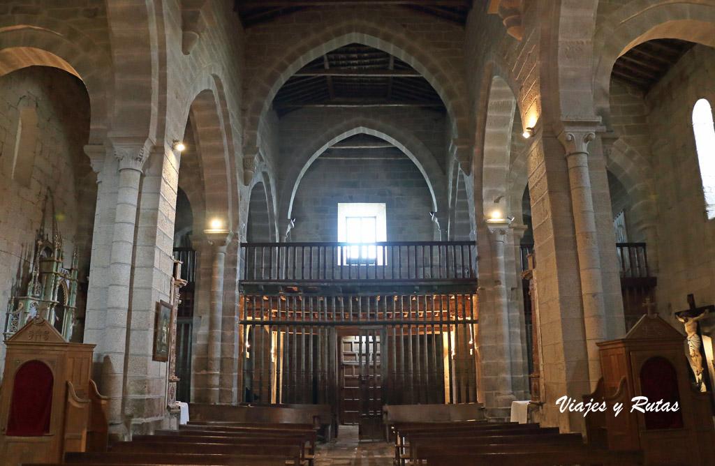 Iglesia del Monasterio de Xunqueira de Espadanedo